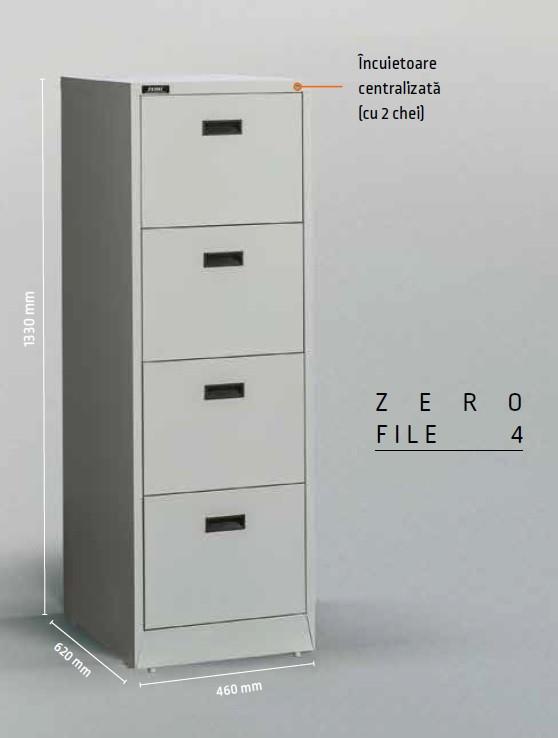 Dulap pentru dosare ZERO FILE 4
