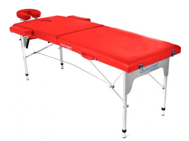 Masa masaj aluminiu 186 x 66 cm