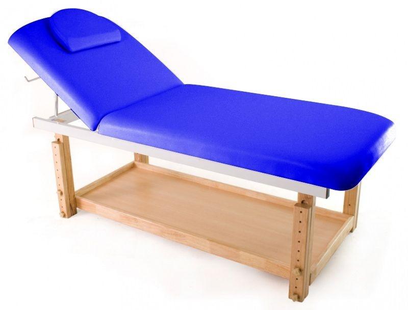 Masa masaj din lemn