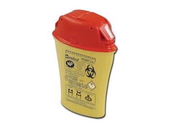 Recipient deseuri 0.4 litri