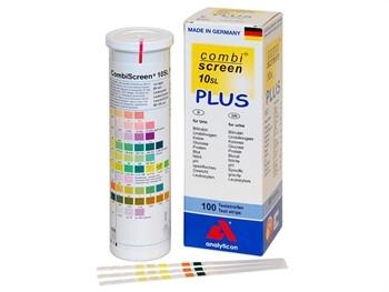 Teste Urina – 10 parametri – tub cu 100 lame