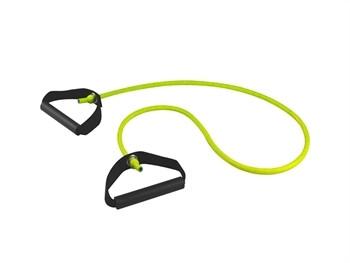 Tub latex pentru exercitii fizice cu manere
