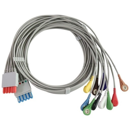 Kit cablu 10 fire si conectori