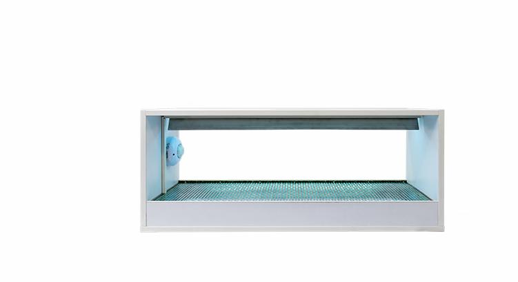 Dispozitiv bactericid BIO UV-BOX 110W