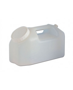 Canistra plastic urina 24 h - 2500 ml