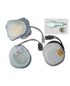Pad-uri pentru defibrilator Agilent, H-P, Laerdal