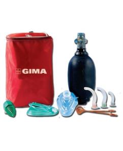 Balon resuscitare - kit pentru adulti