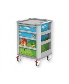 Cart pediatric