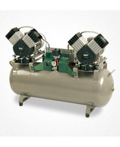 Compresor EKOM DK 50 2x2V / 110