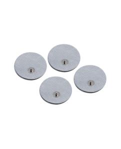Set 8 electrozi adezivi circulari 30 mm cu capsa