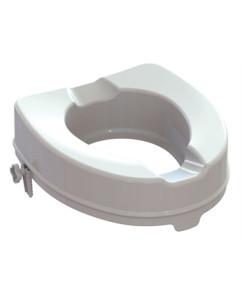 Scaun pentru toaleta cu sistem de fixare
