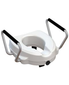 Scaun pentru toaleta cu suport brate