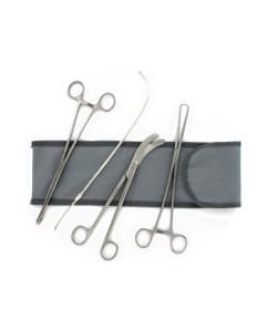 Set instrumentar ginecologie