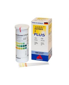 Teste Urina – 3 parametri – tub cu 100 lame