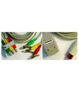 Kit veterinar cablu 3 fire si conectori (model nou dupa 2006)