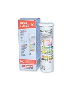 Teste Urina – 10 parametri
