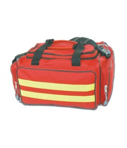 Trusa de prim ajutor geanta rosie-goala