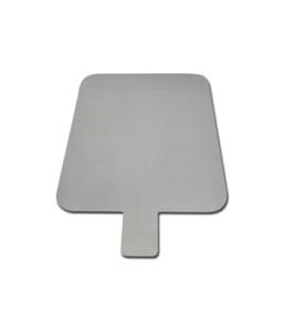 Placa metal-fara cablu