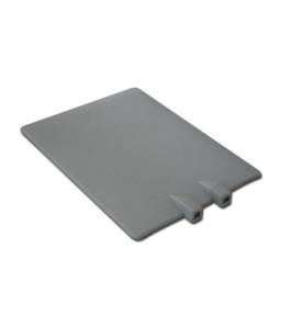 Placa neutra de cauciuc 20x15 cm-fara cablu