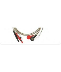 Kit cablu 3 fire si conectori (model vechi inainte de 2006)