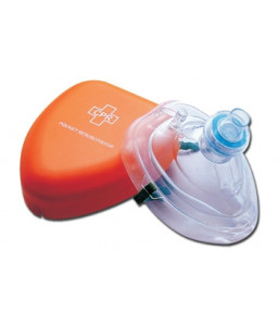 Masca CPR - resuscitator de buzunar