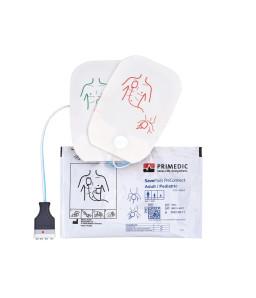 Pad-uri pentru defibrilator Metrax-Primedic (cod de la S.N.739XXXXXXX)
