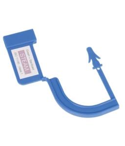 Sigiliu de plastic cu indicator de aburi