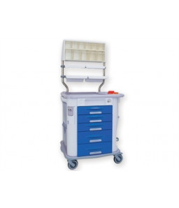 Cart multifunctional AURION medicatie