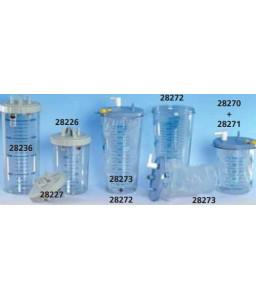 Accesorii pentru aspiratoarele Vega si Tobi