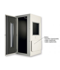 Cabina audiometrica PRO 28