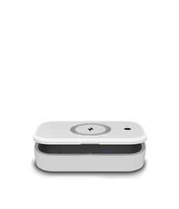 Cutie sterilizare UVC cu wireless charger