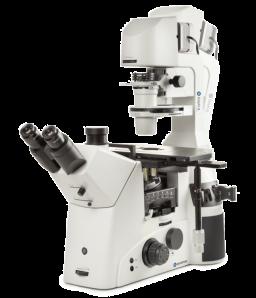 Microscop trinocular Delphi-X Inverso