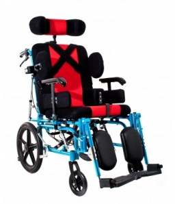 Fotoliu Rulant Tetraplegici