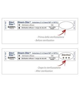 Indicator autoclav