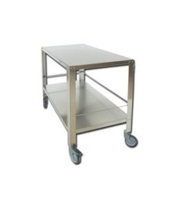 Masă pentru instrumente pentru sala de operație