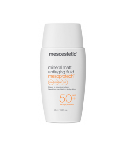 Mineral Matt Antiaging Fluid SPF50+