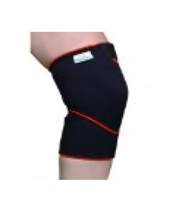 Orteza de genunchi mobila cu suport rotulian inchis