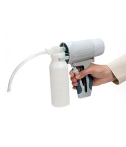 Pompa de aspiratie manuala