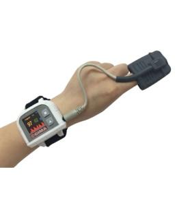 Pulsoximetru cu atasare la incheietura mainii