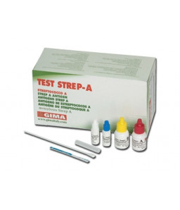Test STREP-A – strip – cutie cu 25 de teste