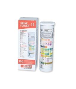 Teste Urina – 11 parametri, tub cu 100 lame