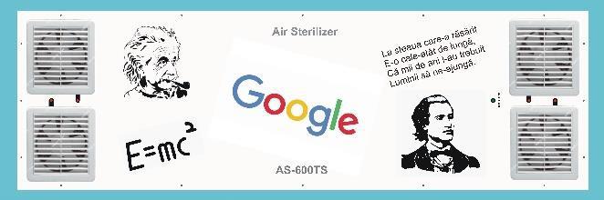aparat sterilizare aer