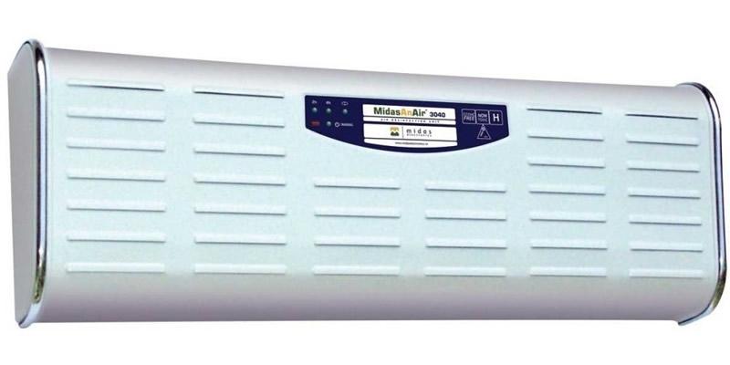 aparat dezinfectie aer